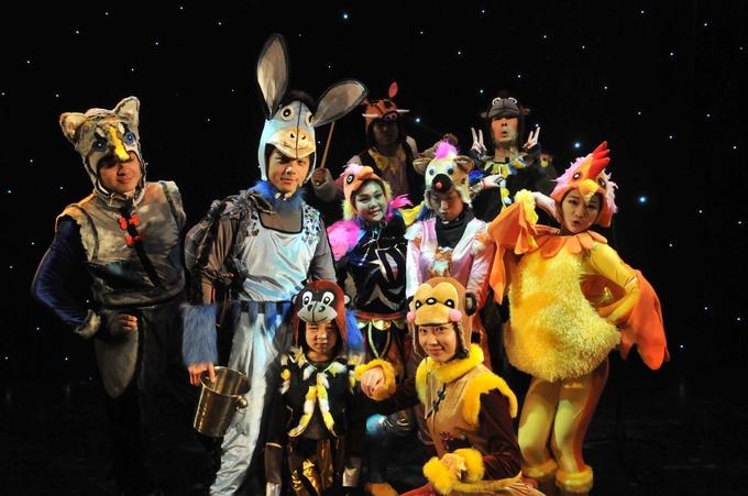 儿童剧《布莱梅的音乐家》即将于太原上演