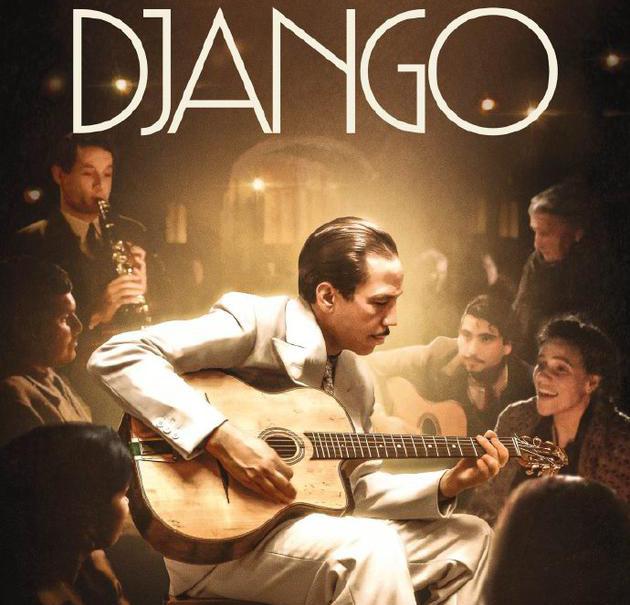 电影《姜戈》选为67届柏林电影节开幕影片