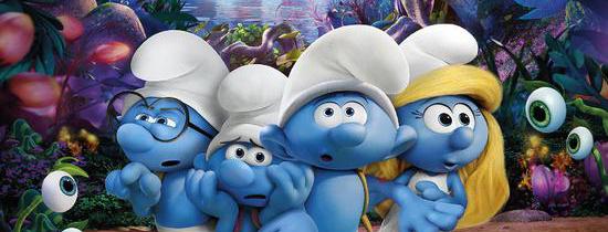《蓝精灵:寻找神秘村》全新归来 将于4月7日北美公映