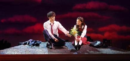 音乐剧《不能说的秘密》上海站于2月14日开演