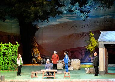 话剧《回民干娘》2月8日在固原演出