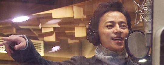 本周《明星大侦探》何炅为节目录制魔性新单曲
