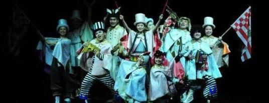 音乐剧《布莱梅的音乐家》在太原青年宫上演
