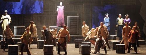 音乐剧《虎门销烟》将于3月4日在青岛上演