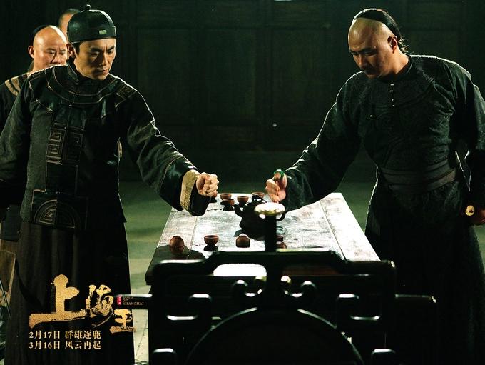 电影《上海王》热映 高品质好口碑广受赞誉