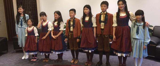 经典舞台剧《音乐之声》中文版珠海上演