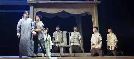 原创音乐剧《紫檀》于3月23日在廊坊首演