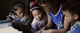 《带孩子走出大山》成功入围中国梦微电影征集