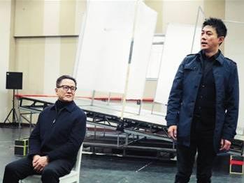 反腐话剧《人民的名义》将在北京保利剧院上演