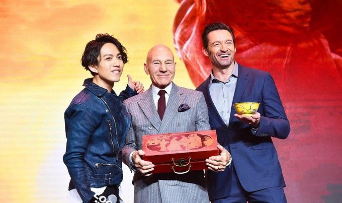 《金刚狼3:殊死一战》中国发布会首映礼成功举办