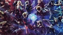新版舞台剧《火影忍者 晓之音》公开16名角色宣传图