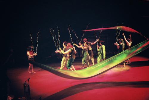 第二届金蛋话剧节在河南艺术中心启动