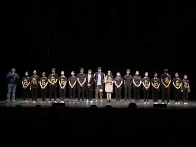 话剧《十八年华》首登十三号剧院公演