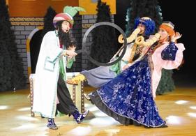 音乐剧《阿凡提与长鼻子》在深圳少年宫上演