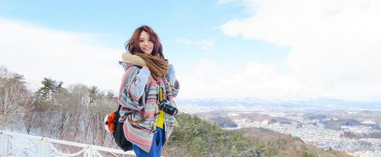 郭静零下四度拍摄《遇见新的我》MV首播