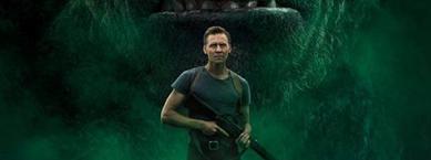 《金刚:骷髅岛》曝屏住呼吸预告及海报