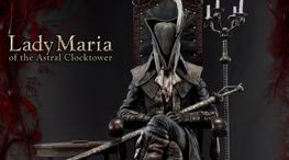 游戏《血源》钟楼玛利亚宝丽石雕像开订