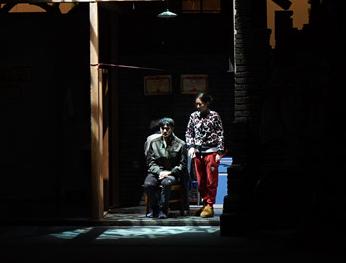 拆迁题材话剧《安居》于3月12日上演