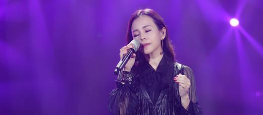 《歌手》彭佳慧回归 致敬偶像林忆莲