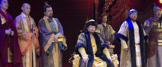 音乐剧《梦之都》将于今年在锡林郭勒盟上演