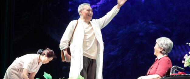 舞台剧《初心》3月9日于太原理工大学上演