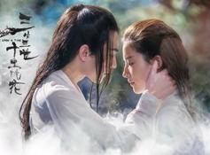 电影《三生三世十里桃花》曝光新版海报