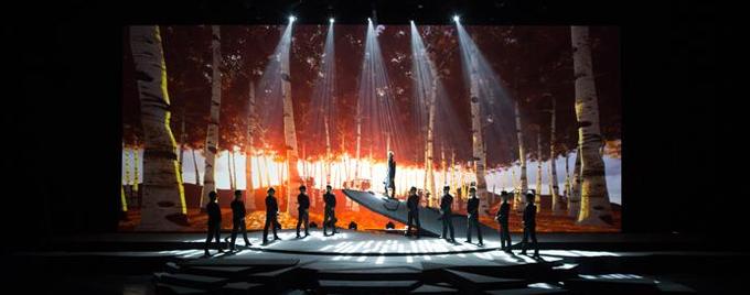话剧版《盗墓笔记III》4月7日将在广州上演