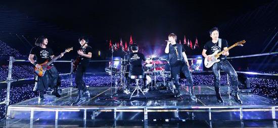 五月天第10代大型巡回演唱会高雄站收官