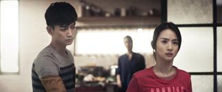 林依晨现身直播平台为《神秘家族》宣传