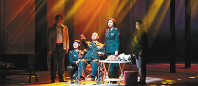 天津大剧院4月将上演两部话剧大戏