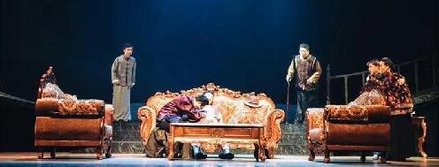 话剧《大江东去》5月19日将在北京上演