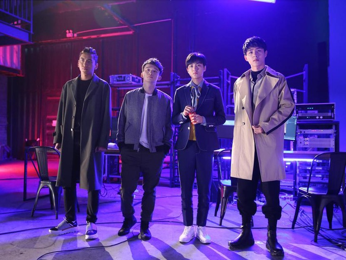 浙江卫视《高能少年团》主题宣传片首播