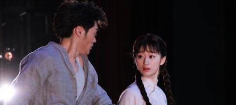 郭晓婷主演话剧《海鸥》在首都剧场上演
