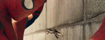 电影《蜘蛛侠:英雄归来》发6秒预告