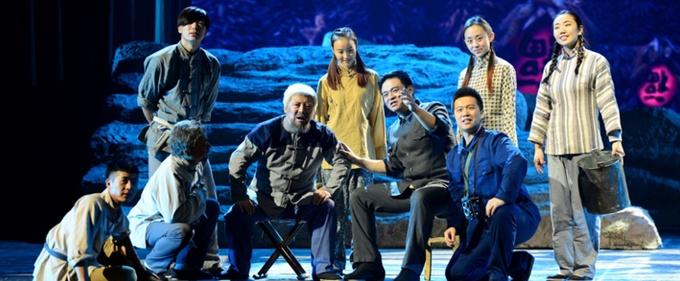 原创音乐剧《焦裕禄》汇报演出在京落幕