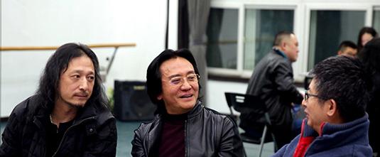 音乐剧《飞天》第三次定稿研讨会在京举行