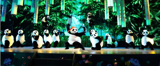 亲子互动舞台功夫剧《熊猫》2017将回归舞台
