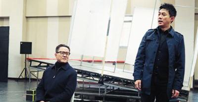张志坚回归舞台加盟反腐话剧《人民的名义》