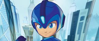 游戏《洛克人》改编动画2018年开播