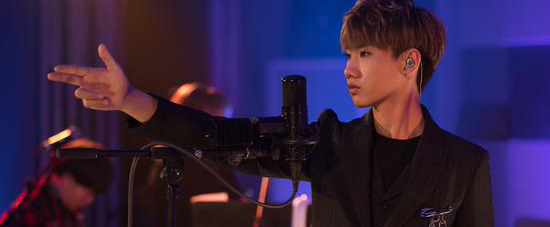 汪苏泷全新专辑《莱芙》在北京进行录唱