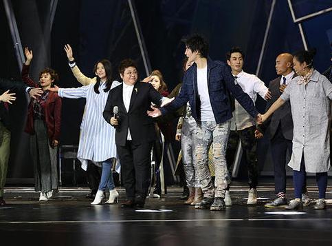 音乐剧《阿尔兹记忆的爱情》4月5日保利剧院上演