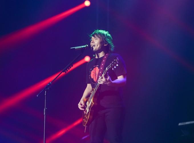伍佰「全面对决」演唱会4月8日上海开唱