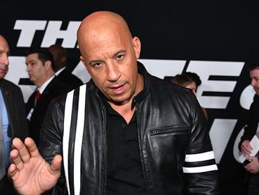 电影《速度与激情8》于纽约举办全球首映