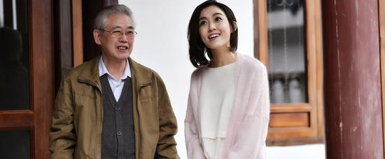 范玮琪新歌MV呼吁关爱帕金森氏症群体