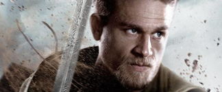 查理·汉纳姆即将来华宣传新片《亚瑟王》