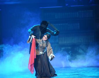 广东木偶剧 《哪吒》在国家大剧院上演
