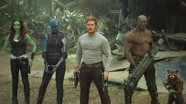 电影《银河护卫队2》片尾将有5个彩蛋