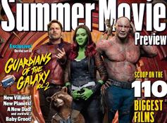 《银河护卫队2》登杂志发布新剧照