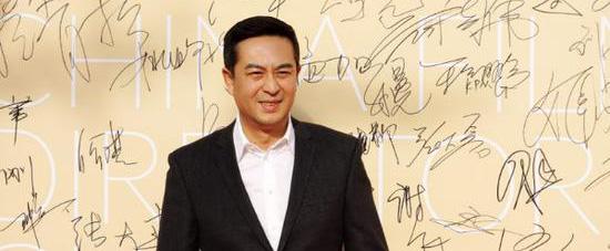 张嘉译亮相中国电影导演协会表彰大会