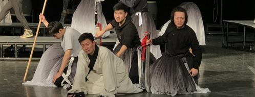 话剧《此心光明》将于5月25日首演